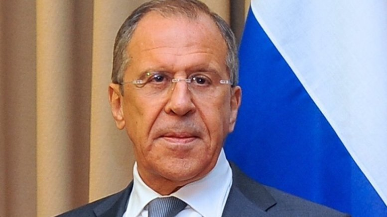 Russia's Sergey Lavrov. Photo Credit: U.S. Department of State, Wikipedia Commons.