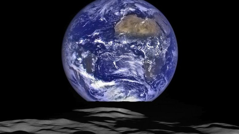 NASA Earthrise Image. Credit: NASA/Goddard/Arizona State University