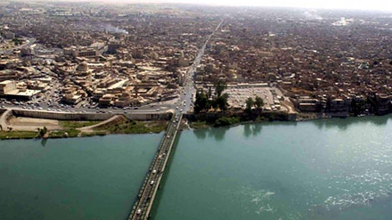 Mosul, Iraq. U.S. Army photo by Sgt. Michael Bracken, Wikipedia Commons.