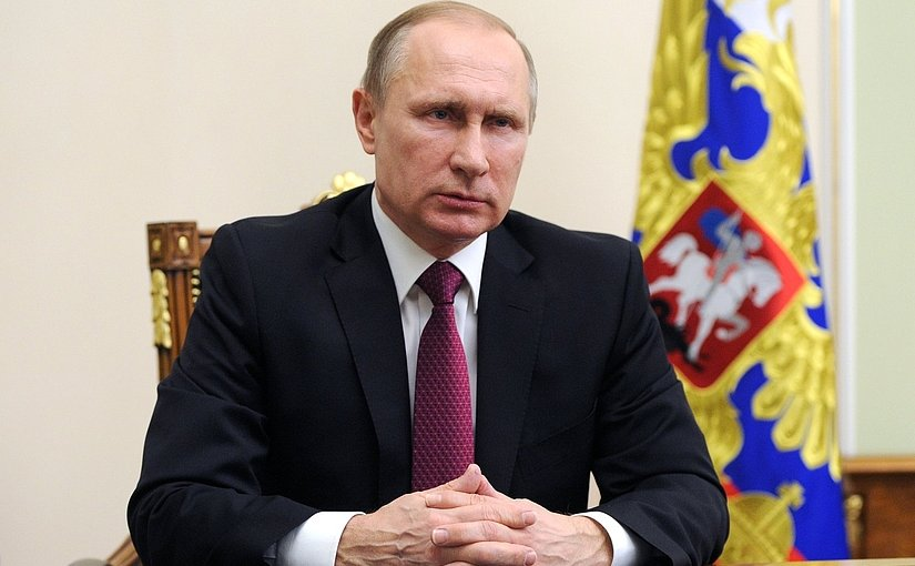 Putin On Adoption Of Joint Statement By Russia And US On Syria – Statement