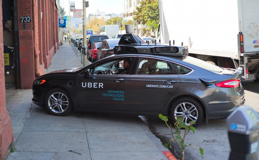 Uber Plans Future of Flying Mass Transit