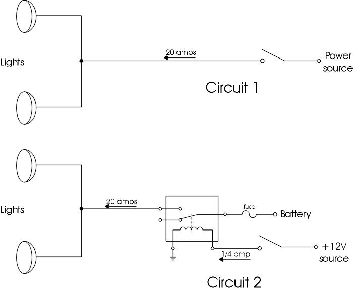 Spdt Relay Wiring Diagram Fan Wiring Schematic Diagram