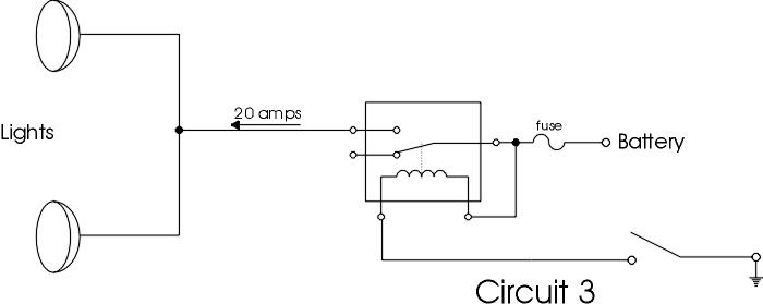 Auto Relay Diagram Wiring Diagram