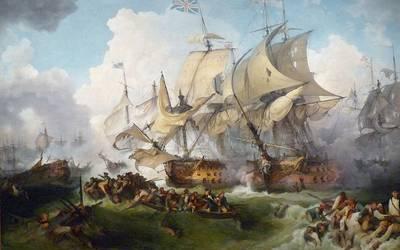 J'aimerais savoir quelles sont les guerres faites par l'Angleterre pendant le XVIII siècle sur le continent européen