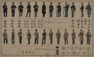 Lors des prémices de la guerre civile américaine de sécession les sudistes choisirent la couleur  grise pour leur uniformes, pourquoi ce choix ?