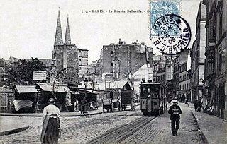 Habitant de Belleville, j'aimerais connaître le nom des auteurs littéraires ayant utilisé ce quartier parisien comme cadre de leurs oeuvres.