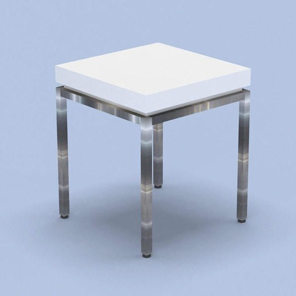 Retail Side Table