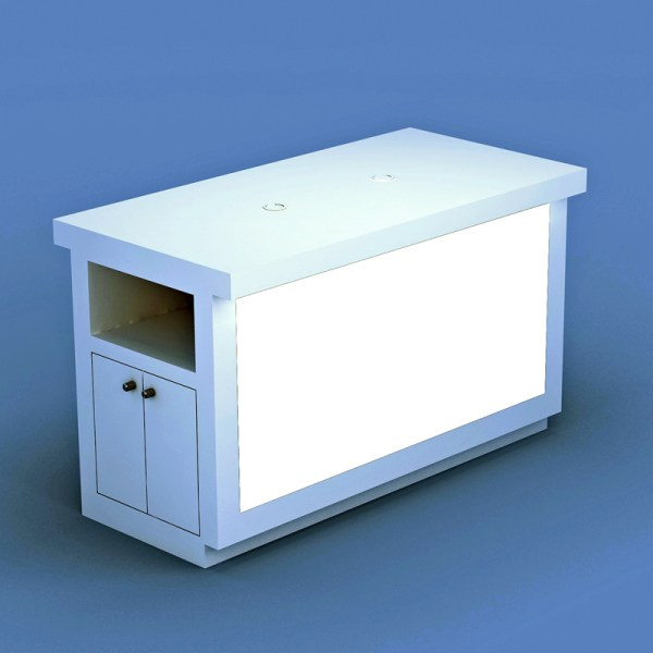 Check In LED Table
