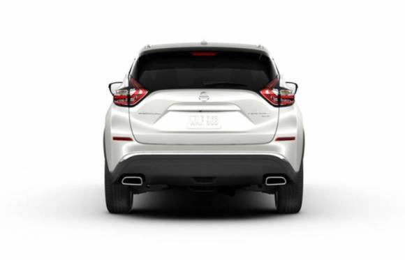 2017-Nissan-Murano-rear-angle-taillights-and-tailpipe