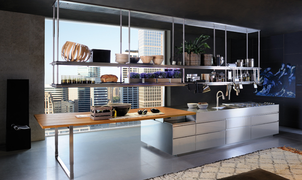Euroconcepts Arclinea Kitchen Design Information