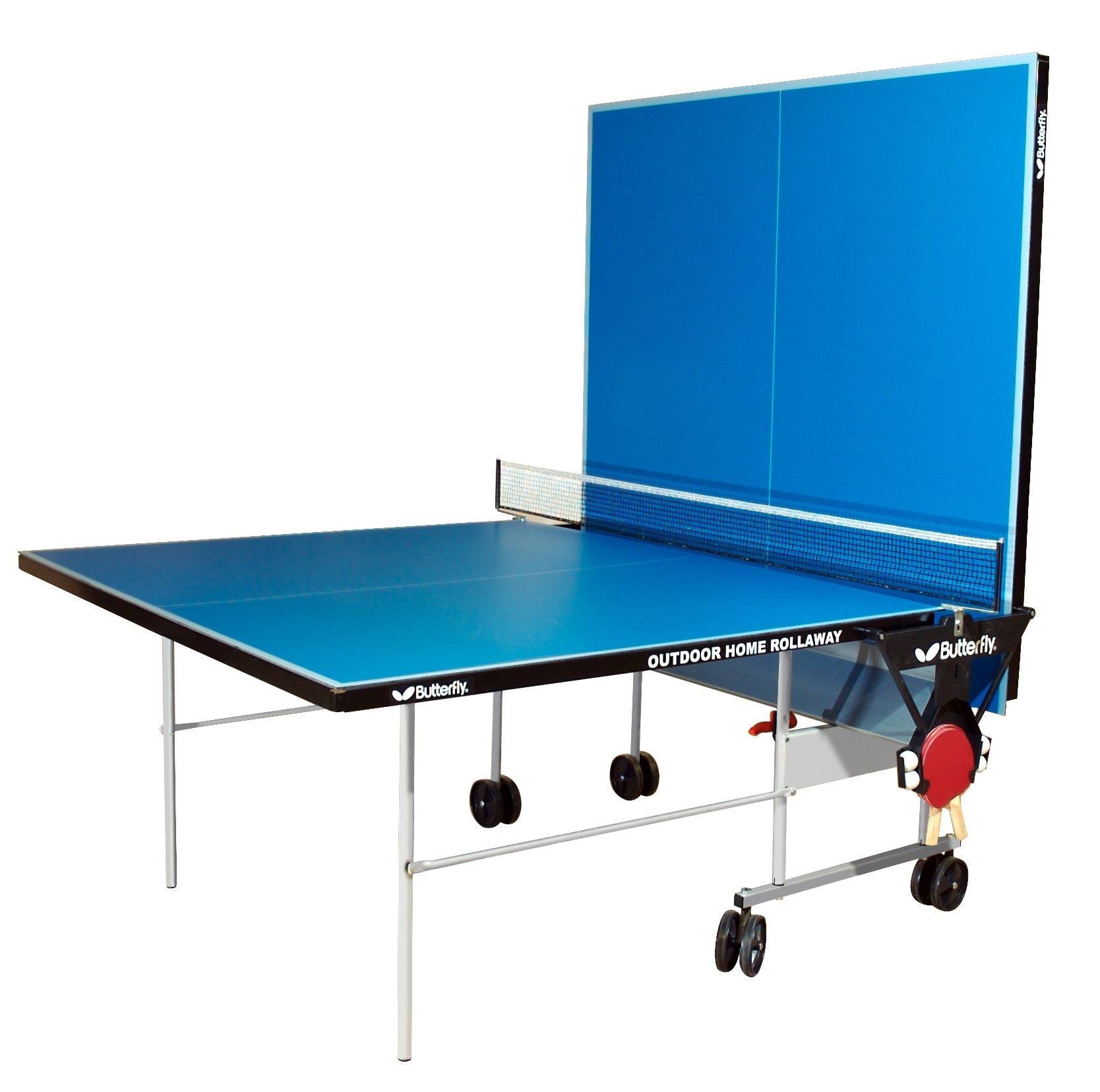 Advice On Choosing A Table Tennis Table