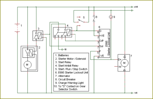 current monitor wiring diagram