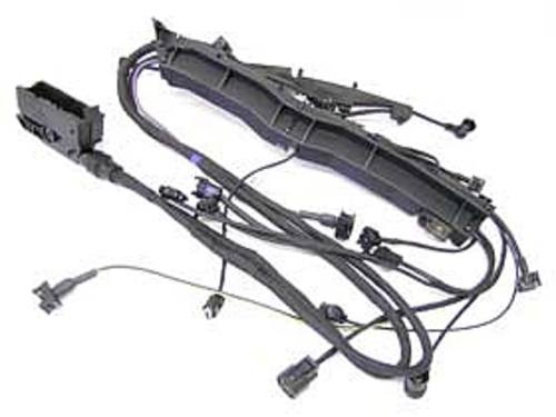 mercedes wiring harness recall