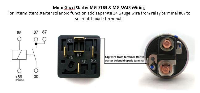 110 Chinese Atv Solenoid Wiring Diagram Valeo Moto Guzzi 30 73 07 10 30 70 07 11 D6ra21