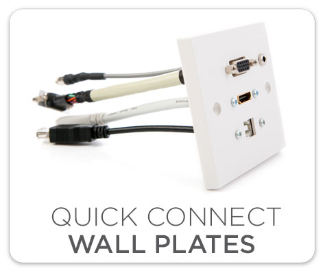 AV Wall Plates, Euro Modules and HDMI Cables Euronetwork Ltd