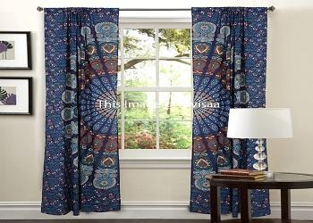 Indian Handmade Home Decor Curtain Wall Curtain Tapestry