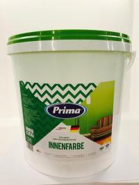 Prima Innenfarbe 10 L., Farben, FLASKAMP GMBH, Deutschland