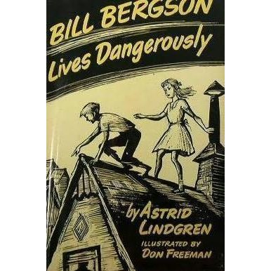 Bill Bergson, my most beloved childhood series of books, now thrown into the trash in Sweden and labelled 'racist'.