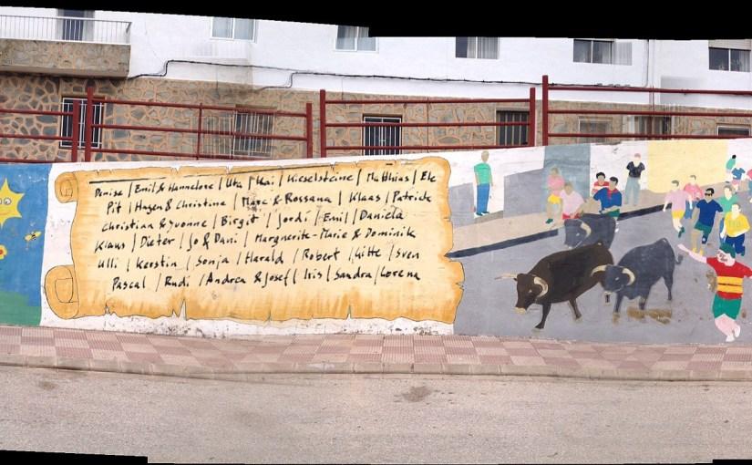 Von Dankespostern und Monumenten #Gibrantiago