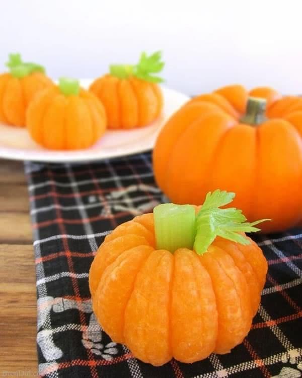 Pumpkin Fall Wallpaper Recetas De Halloween Para Ni 241 Os F 225 Ciles Y Divertidas Comida