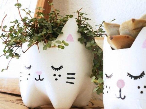Ideas para decorar reciclando decora tu casa con botellas - Amuebla tu casa por 1000 euros ...