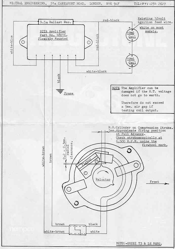 lucas wiring diagram for spanish motorcycles