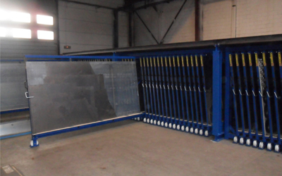 Storage Metal Sheets Eurostorage
