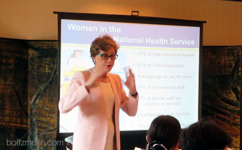 Dame Carol Black: Advancing women in healthcare