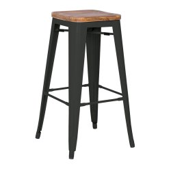 Small Crop Of Backless Bar Stools