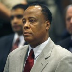 Conrad Murray in court during his arraignment at the Los Angeles Superior Court Airport Branch Courthouse, Feb. 8, 2010