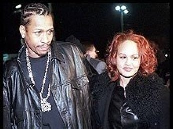Allen Iverson &amp; Tawanna Iverson