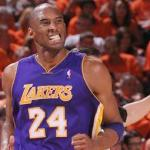 The 'Black Mamba,' Kobe Bryant of the LA Lakers made one incredible shot after another to help defeat defeat the Phoenix Suns and move on to the NBA finals against Boston