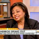 shirley sherrod early show