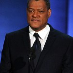 Actor Laurence Fishburne speaks onstage at the 62nd Annual Primetime Emmy Awards held at the Nokia Theatre L.A. Live on August 29, 2010 in Los Angeles, California.