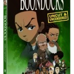 Boondocks Season 3 DVD Cover