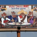 Obama Bandit Billboard
