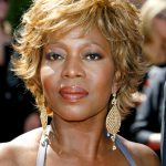 Actress Alfre Woodard turns 58 today.