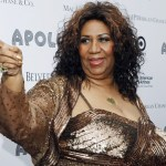 Aretha Franklin attends the 2010 Apollo Theater Spring Benefit Concert & Awards Ceremony in New York in this June 14, 2010 photo.