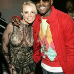 kanye west britney spears