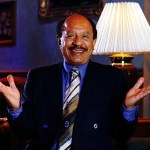 Actor Sherman Hemsley turns 43 today.