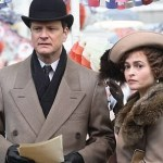 Colin Firth and Helena Bonham star in 'The King's Speech'