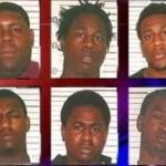 Some of the men suspected in the gang-rape of 11-year-old Texas girl