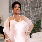 Aretha Franklin Portrait Session For GRAMMY Taping And JET Magazine