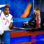 tracy morgan daily show