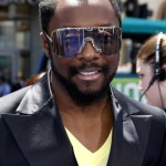 "Will.i.am joins an all-star lineup on the red carpet at the Los Angeles premiere of ""Rio"" at the Grauman's Chinese Theater in Los Angeles. (April 11, 2011)"