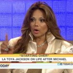 la toya jackson on today show