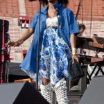 Lauryn hill at la rising 1