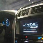 ford sync dashboard