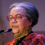 Honoree Marian Wright Edelman speaks during the BLUE Scholarship Gala to benefit Spelman College at The Plaza Hotel on October 4, 2010 in New York City