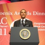 President Obama addresses CBC at Pheonix Awards Dinner